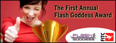 The 2007 Flash Goddess Award